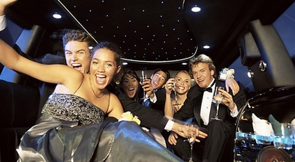 Prom Limo Night